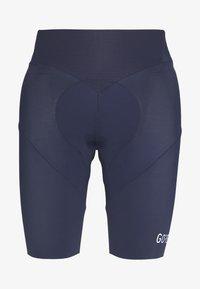 Gore Wear - C5 DAMEN KURZ - Tights - orbit blue/white - 4