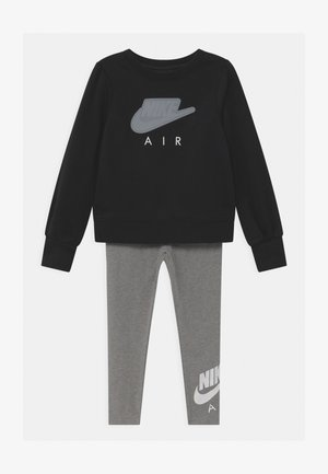 AIR SET - Chándal - carbon heather