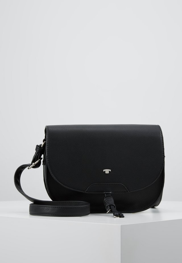 SALERNO - Across body bag - black