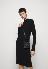 Filippa K - SELENA DRESS - Etui-jurk - black - 3
