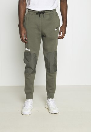 AIR PANT  - Verryttelyhousut - twilight marsh/black/white