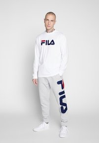 Fila - PURE - Long sleeved top - bright white - 1