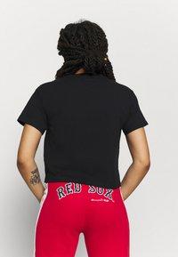 Champion - CREWNECK LEGACY - Camiseta estampada - black - 2