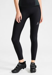 ODLO - JULIER                            - Leggings - black - 0
