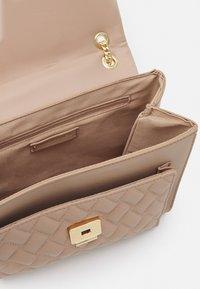 Forever New - JULIA QUILTED BAG - Handbag - taupe - 2