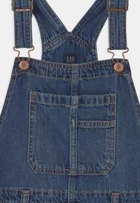 GAP - GIRL - Robe en jean - medium indigo - 2