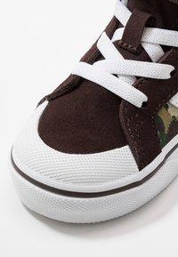 Vans - SK8 REISSUE 138  - High-top trainers - brown/true white - 2