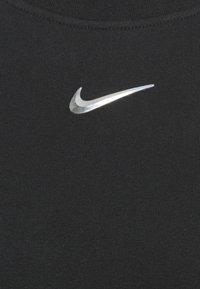 Nike Sportswear - CREW  - Sweatshirt - black/white - 7