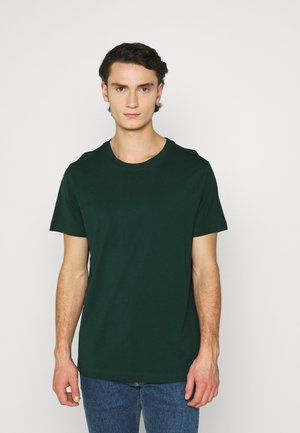 RELAXED  - Basic T-shirt - dark green