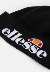 Ellesse - VINNA BEANIE UNISEX - Čepice - black - 2