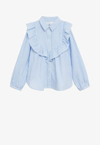 Mango - JANE - Button-down blouse - niebieski - 0