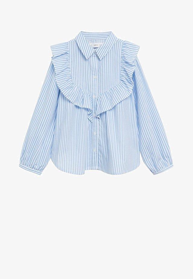 JANE - Overhemdblouse - niebieski