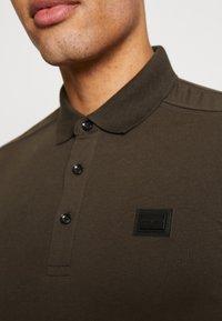 Antony Morato - SPORT PLAQUETTE - Poloshirt - khaki - 5