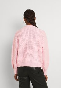Molly Bracken - YOUNG LADIES KNITTED SWEATER - Jumper - light pink - 2