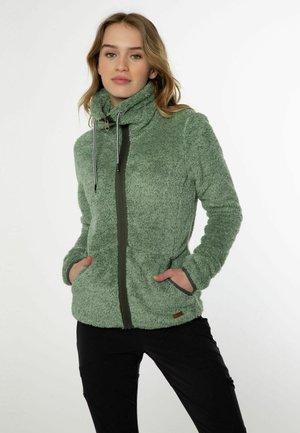 FULL ZIP RIRI - Fleece jacket - juniper