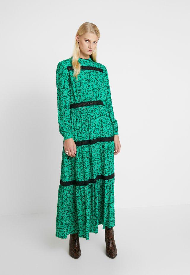 SCARLETT DRESS - Maxiklänning - green