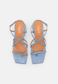 Jonak - BAHAMA - Sandales - vieilli bleu azur - 5