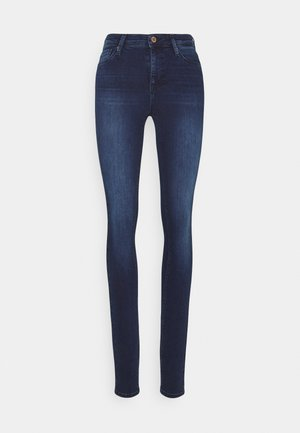 ONLIDA LIFE MID - Jeans Skinny Fit - dark blue denim