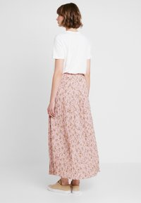 Vila - VIMARGOT MITTY SKIRT - Pleated skirt - rose smoke - 2
