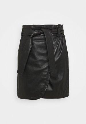 INSTAX - Mini skirt - black
