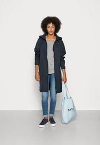 Ilse Jacobsen - RAINCOAT - Classic coat - dark indigo - 1
