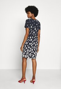More & More - DRESS  - Kjole - marine/multicolor - 2