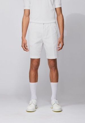 SLICE - Shorts - white