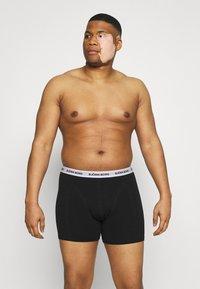 Björn Borg - SAMMY 7 PACK - Underkläder - black beauty - 0