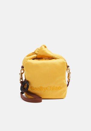 TILLY SMALL CAMERA - Across body bag - misty gold