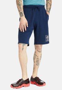 Timberland - Shorts - peacoat - 0
