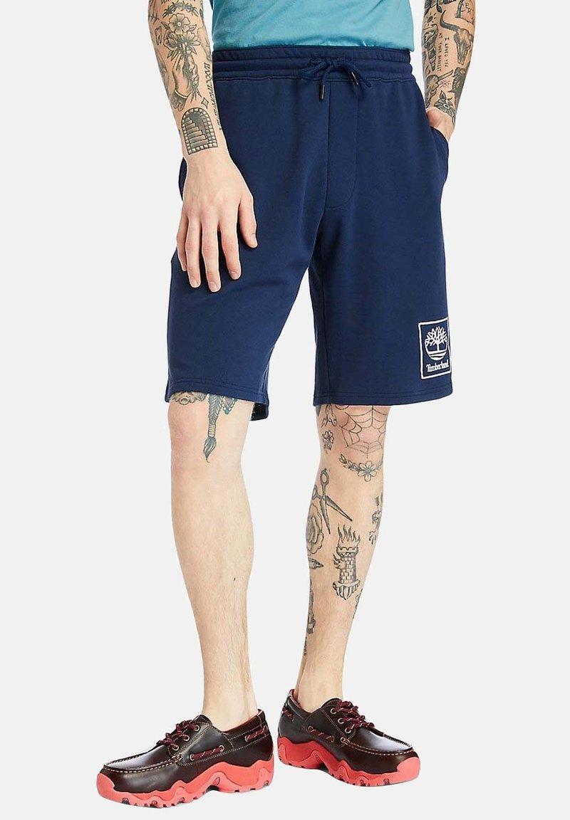 Timberland - Shorts - peacoat