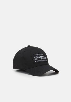 TEAM PATCH 39THIRTY UNISEX - Lippalakki - black