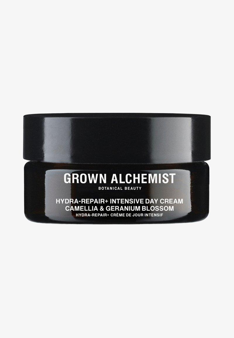 Grown Alchemist - HYDRA-REPAIR INTENSIVE DAY CREAM CAMELLIA & GERANIUM BLOSSOM - Face cream - -