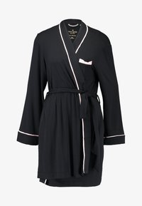 kate spade new york - ROBE - Župan - black - 4