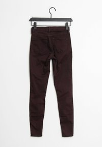 Topshop - Jeans Skinny Fit - red - 1
