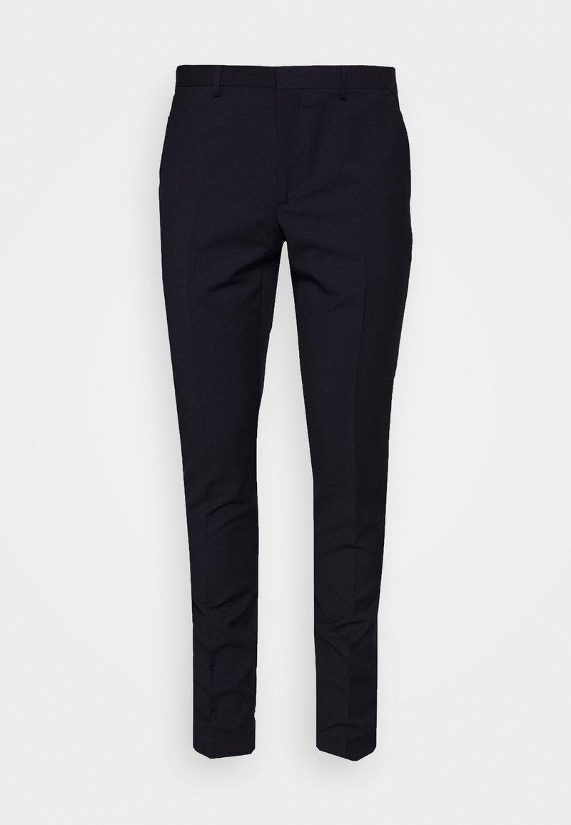 The Kooples - PANTALON - Suit trousers - navy