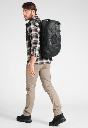 FARPOINT - Hiking rucksack - volcanic grey