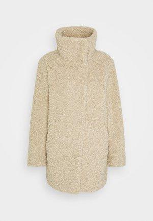JACKET - Zimní kabát - cream beige