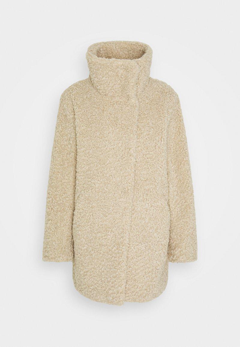Esprit - JACKET - Classic coat - cream beige