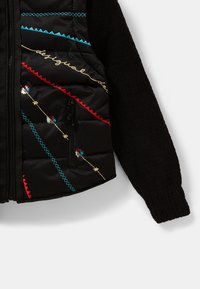 Desigual - CHAQ_LICHI - Winter jacket - black - 3