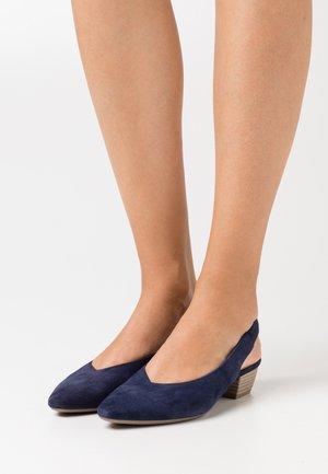 Classic heels - bluette