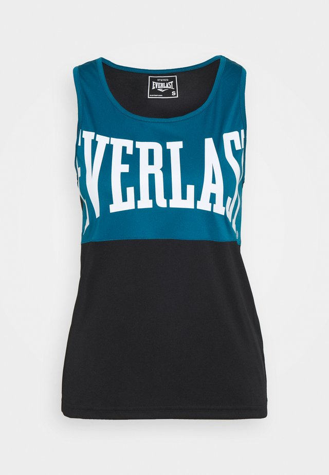 BOXING TANK - Top - black