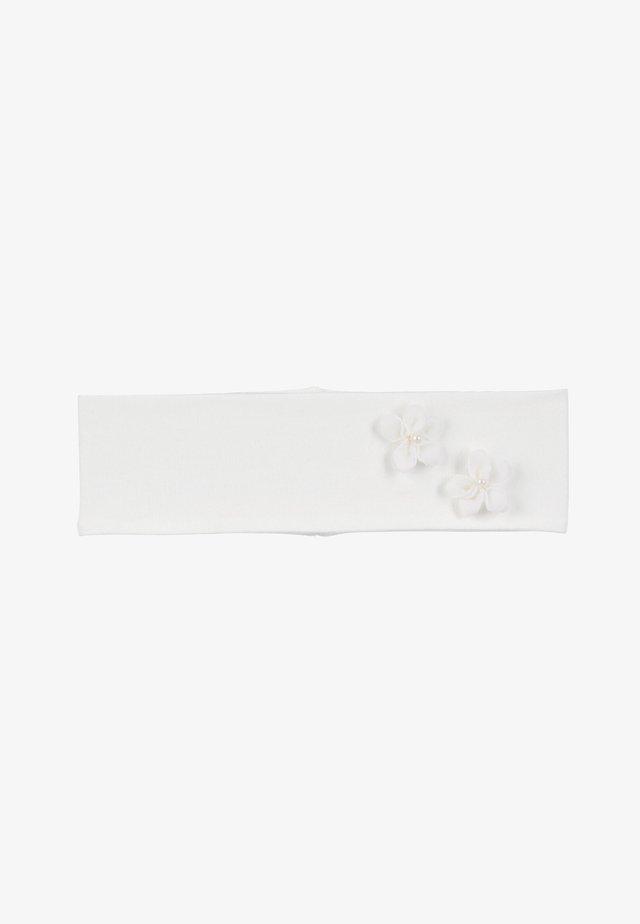 BABY STIRNBAND - Ear warmers - ecru