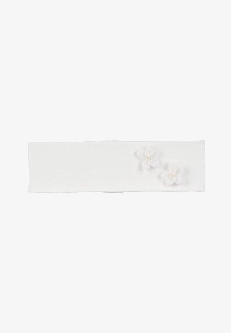 Sterntaler - BABY STIRNBAND - Ear warmers - ecru