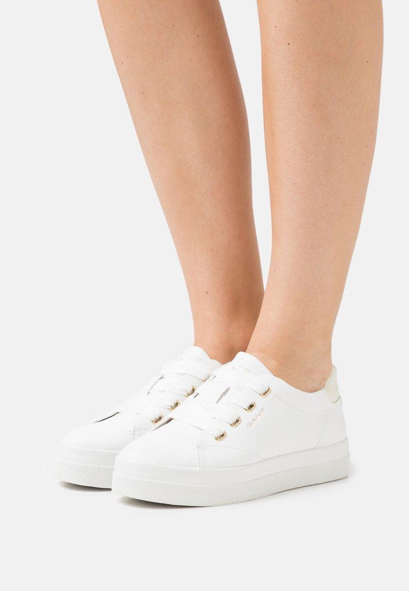 GANT - AVONA - Tenisky - bright white