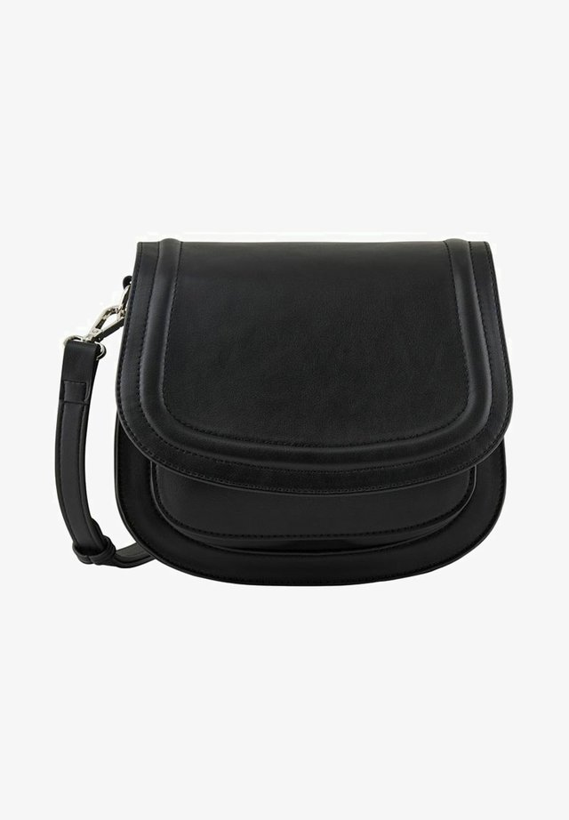 SATTEL - Across body bag - black