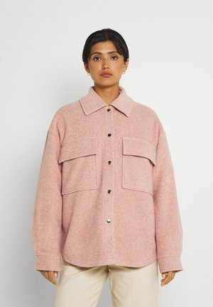 MAJ JACKET - Summer jacket - pink