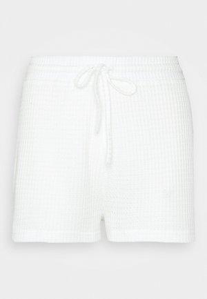 Pyjamasbukse - white