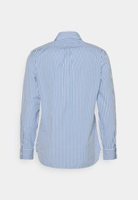 Polo Ralph Lauren - CUSTOM FIT STRIPED POPLIN SHIRT - Shirt - sky blue/white - 1