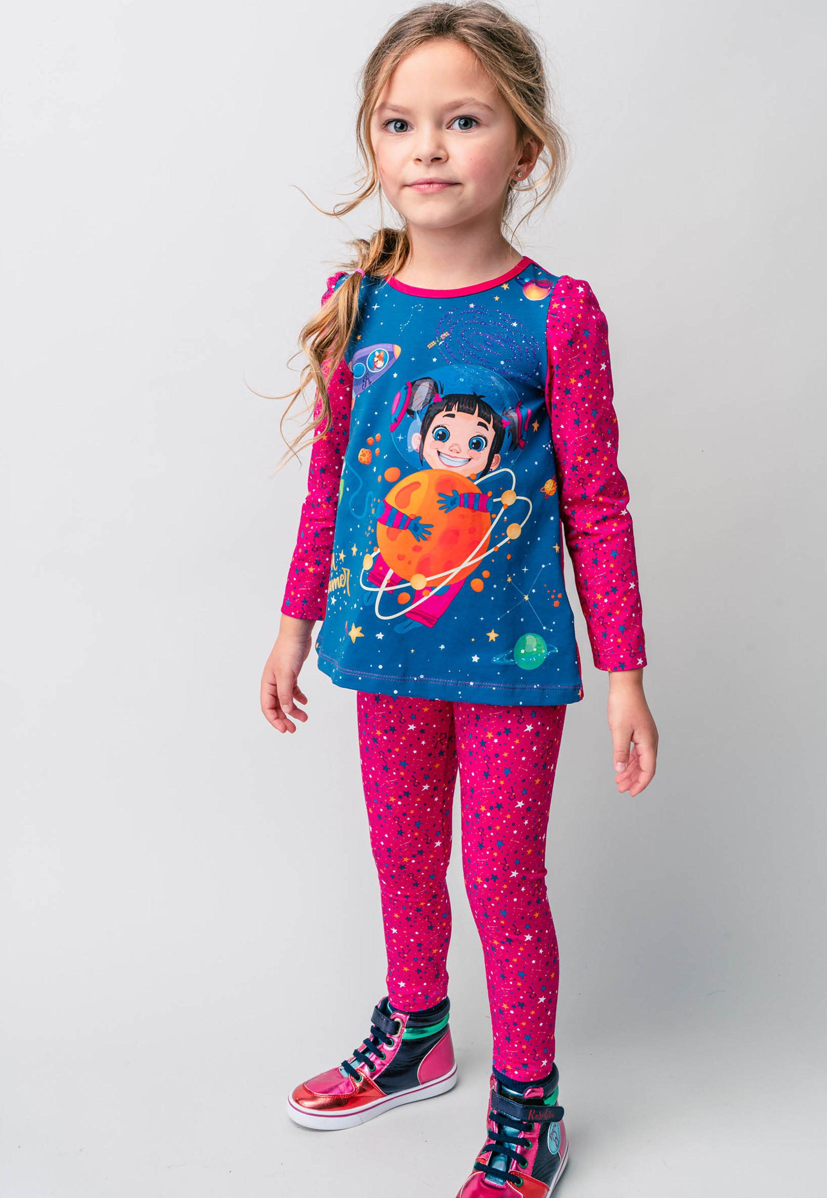 Kinder ARBON TUNICA - Langarmshirt